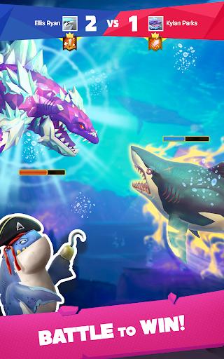 Hungry Shark Heroes [Mod] – Thợ săn cá mập