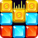 slide puzzle lucky win icon