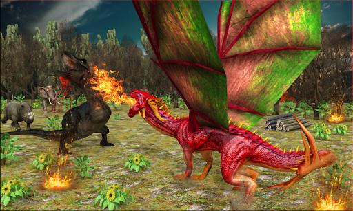 Fire Breather Hero Transform Dragon 1.2 screenshots 4
