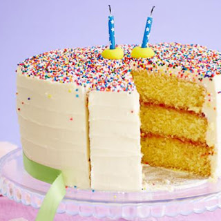 Sprinkles Cake To Awaken Your Taste Buds