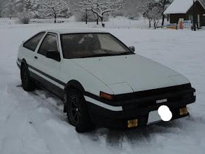 スプリンタートレノ AE86 S59年式 GT-APEXのカスタム事例画像 濱のガオハチさんの2019年01月17日23:31の投稿