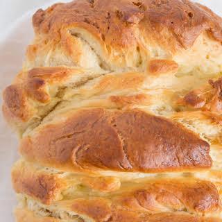 Light and Fluffy Brioche Bread.