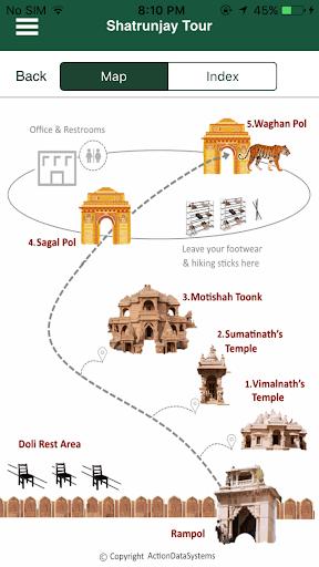 Palitana Shatrunjay Tour Guide screenshot 3