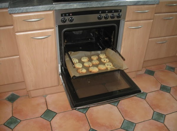 Bake for 12-14 minutes until the edges are nice and golden brown. We baked...