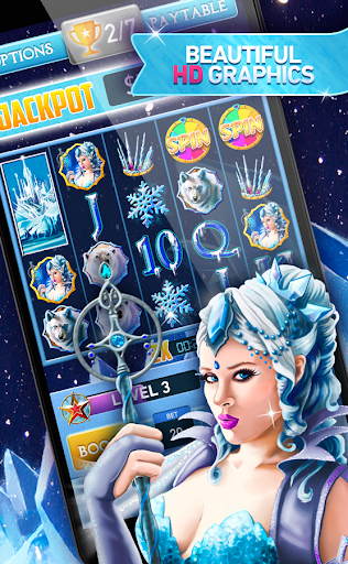 Winter Slots Slot Machine