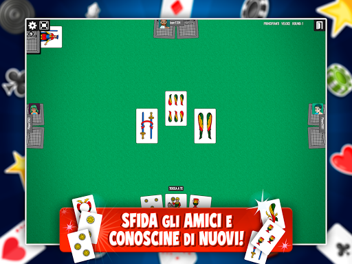Briscola Piu00f9 - Giochi di Carte Social 4.6.0 screenshots 6