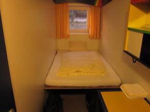 Photo: le rotel in l'hôtel aux chambres boites!