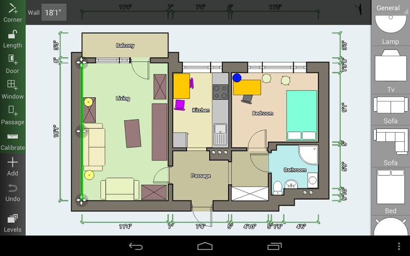 Floor Plan Creator Screenshot 11
