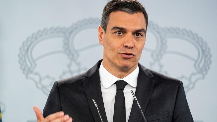 """Pedro Sánchez ha asegurado que hablará \""""con todos\""""."""