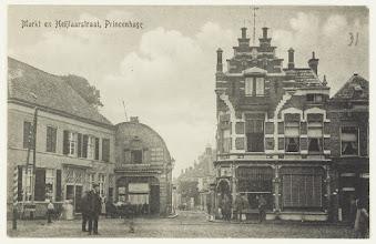 Photo: 1918 Markt en Heijlaarstraat Princenhage