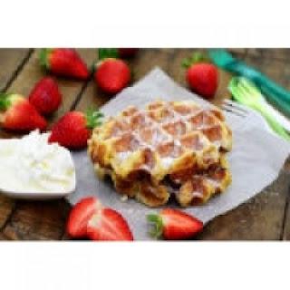 Liege Waffle.