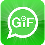 GIF for WhatsAp Icon