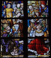 Photo: Chapitre de la Toison d'Or (chapelle de la Sainte Croix ou du Crucifix)