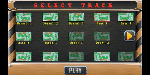 Race track  captures d'écran 2