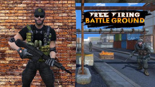 Free FPS Fire Battlegrounds: Fire Shooting Game apkmr screenshots 1