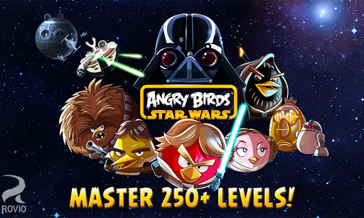 Angry Birds Star Wars  captures d'écran 1
