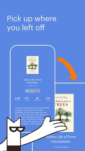 Bookmate: Read. Listen. Enjoy.  screenshots 5