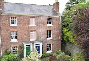 Four-storey town house