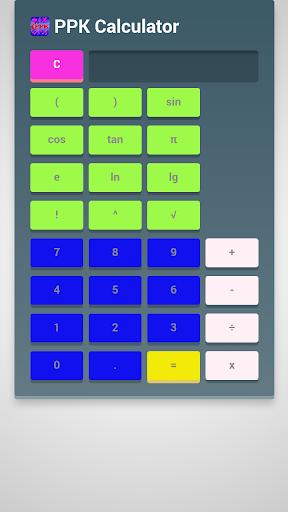PPK Calculator