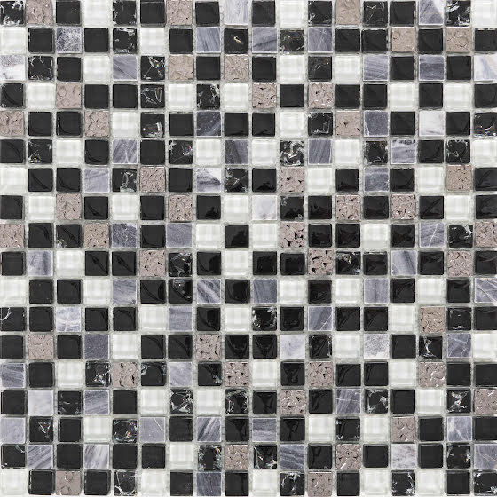 Mosaik Black Mix