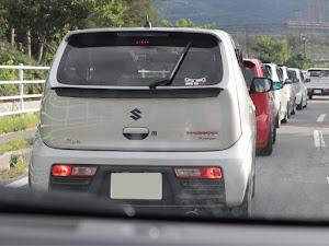 アルトワークス HA36S H30年 4WD MTのカスタム事例画像 リボーンさんの2020年08月13日00:33の投稿