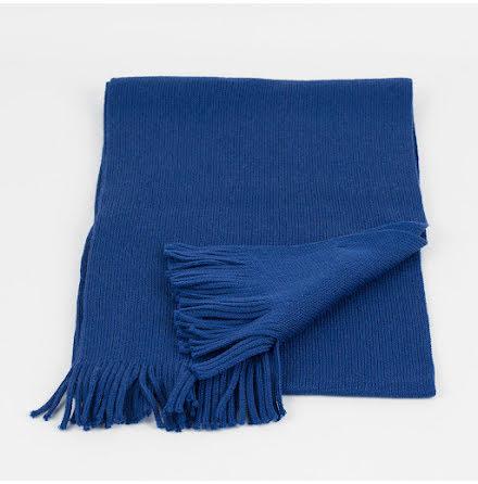 Dako halsduk blå ull