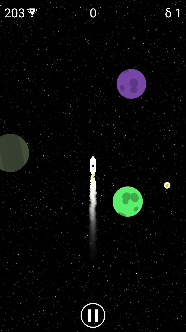 Скриншот Project Rocket