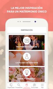 Matrimonios.cl screenshot 5