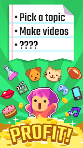 Vlogger Go Viral Mod Apk 2.37 [Unlimited Money + Unlocked] 2