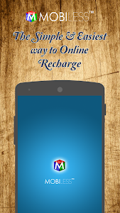 MobiLess - Online Recharge screenshot 0