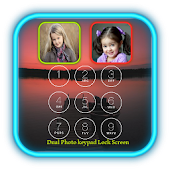 Dual Photo Keypad Lock Screen APK for Bluestacks