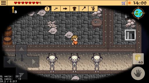 Survival RPG 2 - Temple ruins adventure retro 2d 3.7.11 screenshots 8