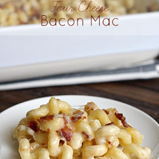 Four Cheese Bacon Mac.
