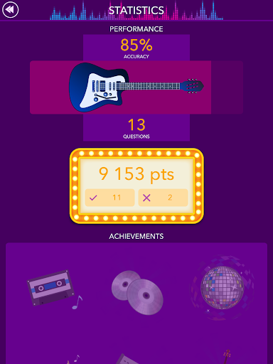 Trivial Music Quiz 1.0.9 screenshots 10