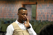 William Shongwe fathered two of murder accused Zinhle Maditla's four children.