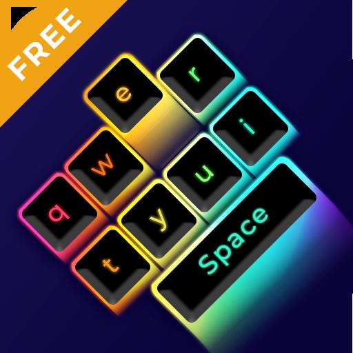 RGB Keyboard - Color Mechanical LED Keyboard