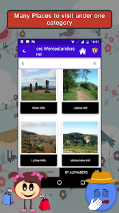 Explore Worcestershire Guide - náhled