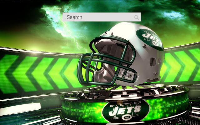 New tab wallpaper New York Jets