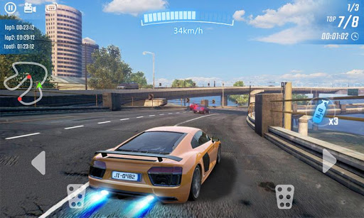 Drift Car Traffic Racer  screenshots 3