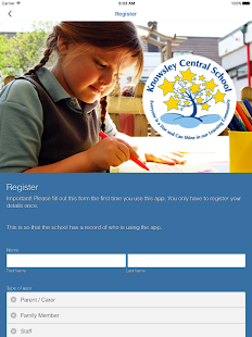 Knowsley Central School- screenshot thumbnail