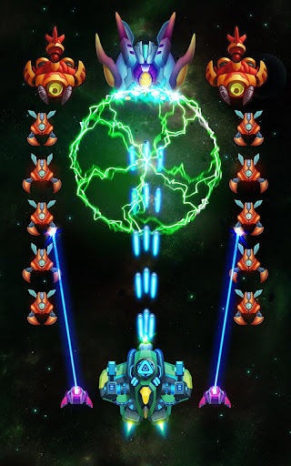 Galaxy Invaders: Alien Shooter - screenshot