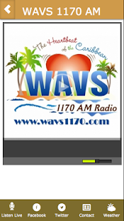 WAVS 1170 AM- screenshot thumbnail