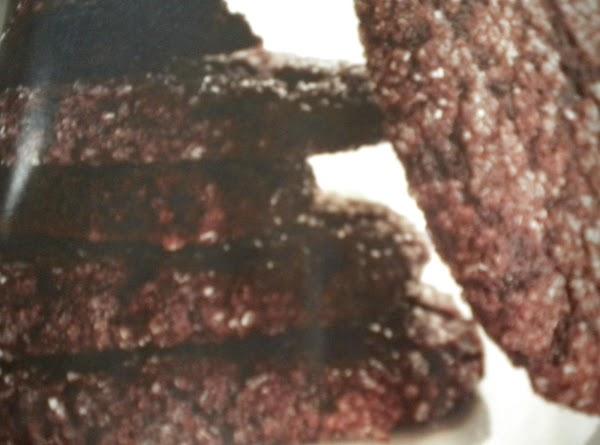 Grammy's Chocolate Cookies Recipe