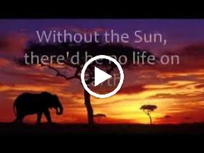 Video: เรื่องน่ารู้เกี่ยวกับดวงอาทิตย์ (7.9 MB)
