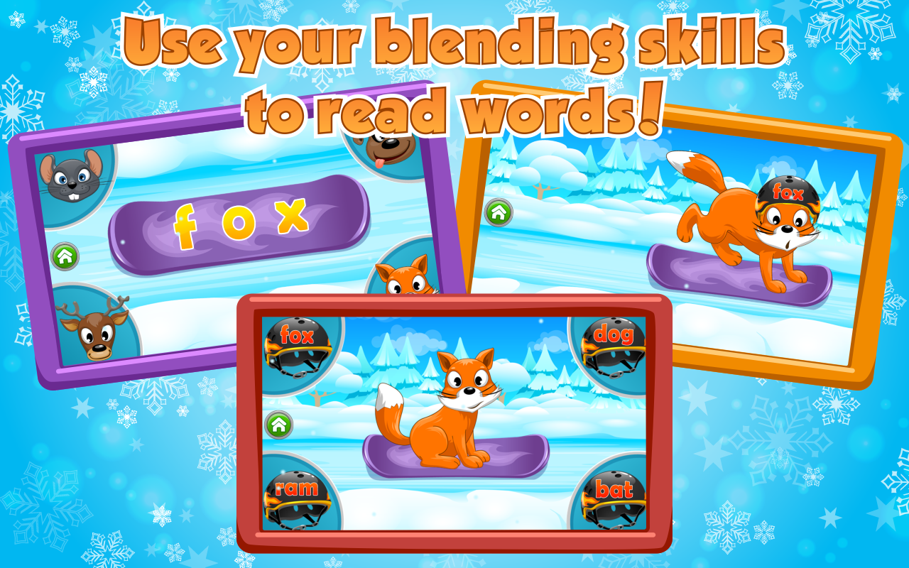 Kids Learn to Read- screenshot