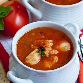 Italian Fish Chowder