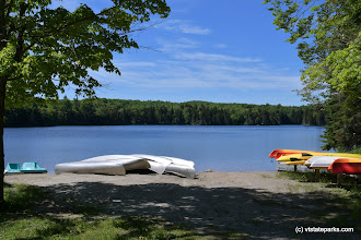 Photo: All types of boats to rent at Woodford State Park by the day use are by Bill Steele