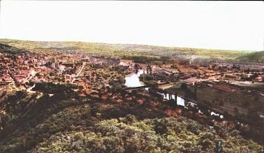 Photo: Прокупље-Панорама 1967.