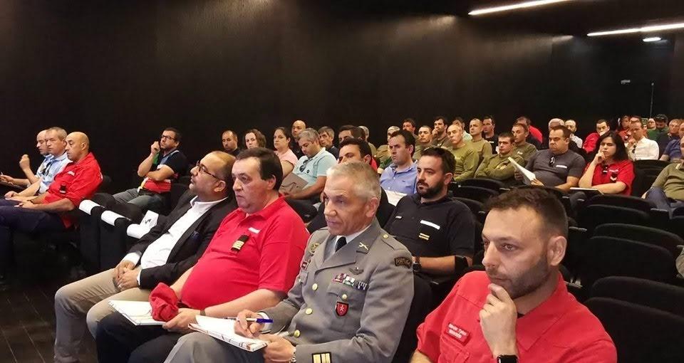 Proteção Civil de Lamego promoveu workshop sobre o SIRESP