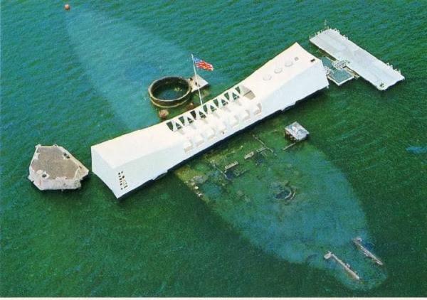 Memorial USSS Arizona